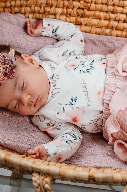 Jamiks - Spódnica dziecięca Lejdi 68-86 cm pastelowy różowy
