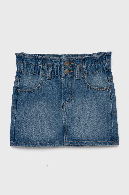 modrá United Colors of Benetton - Dětská sukně Dívčí