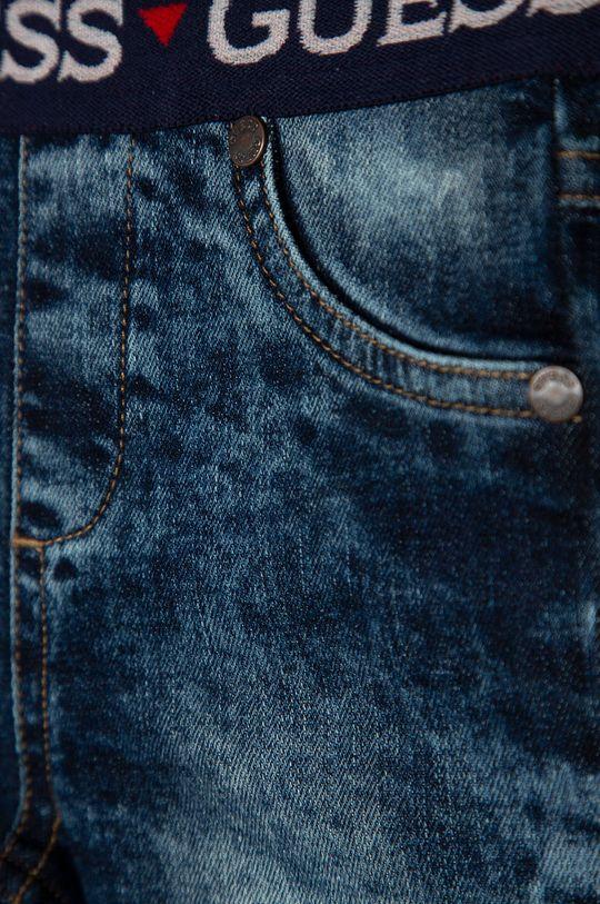 Guess - Jeansy dziecięce 92-122 cm 98 % Bawełna, 2 % Elastan