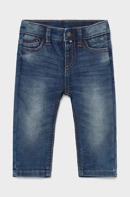 Mayoral - Jeans copii  83% Bumbac, 1% Elastan, 16% Poliester