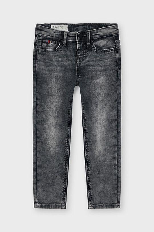 Mayoral - Jeans copii gri