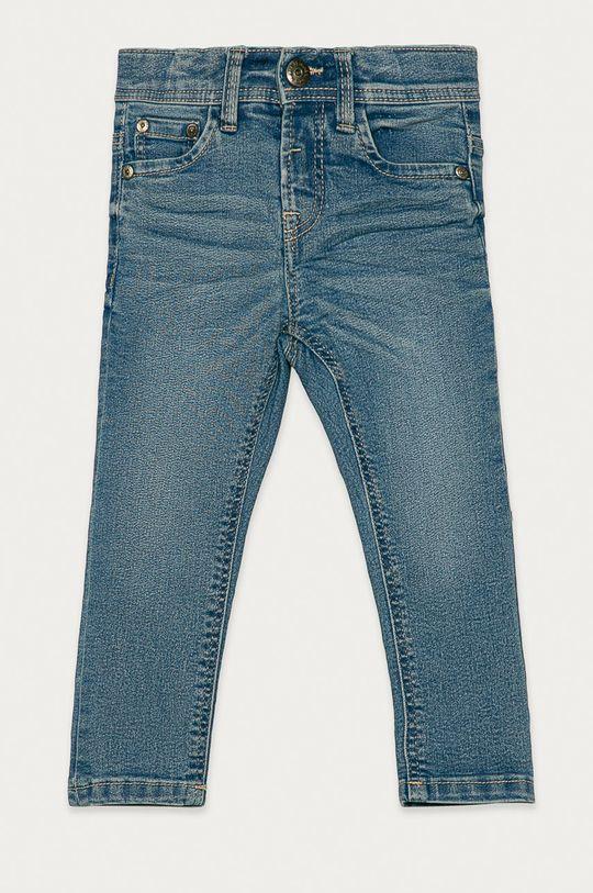 niebieski Name it - Jeansy dziecięce 92-122 cm Chłopięcy