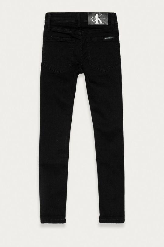 Calvin Klein Jeans - Jeansy dziecięce 128-176 cm 89 % Bawełna, 3 % Elastan, 8 % Inny materiał