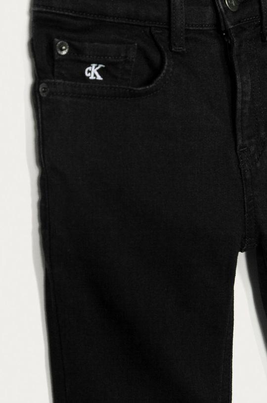czarny Calvin Klein Jeans - Jeansy dziecięce 128-176 cm