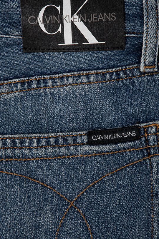 Calvin Klein Jeans - Detské rifle 140-176 cm modrá