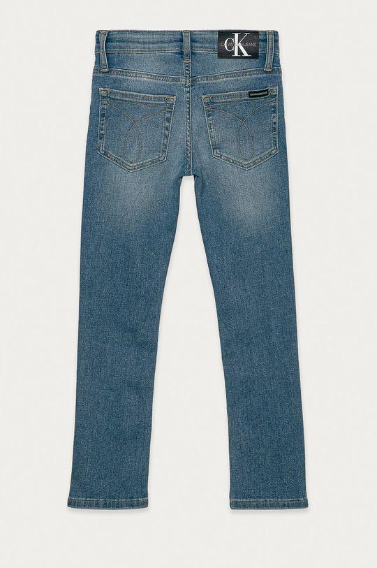 Calvin Klein Jeans - Dětské rifle 140-176 cm  77% Bavlna, 1% Elastan, 22% Polyester