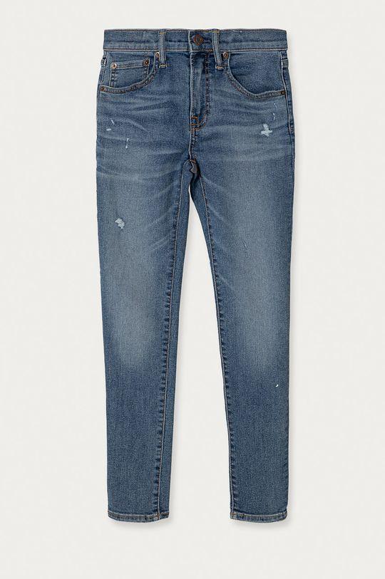 jasny niebieski GAP - Jeansy dziecięce Stacked 128-188 cm Chłopięcy