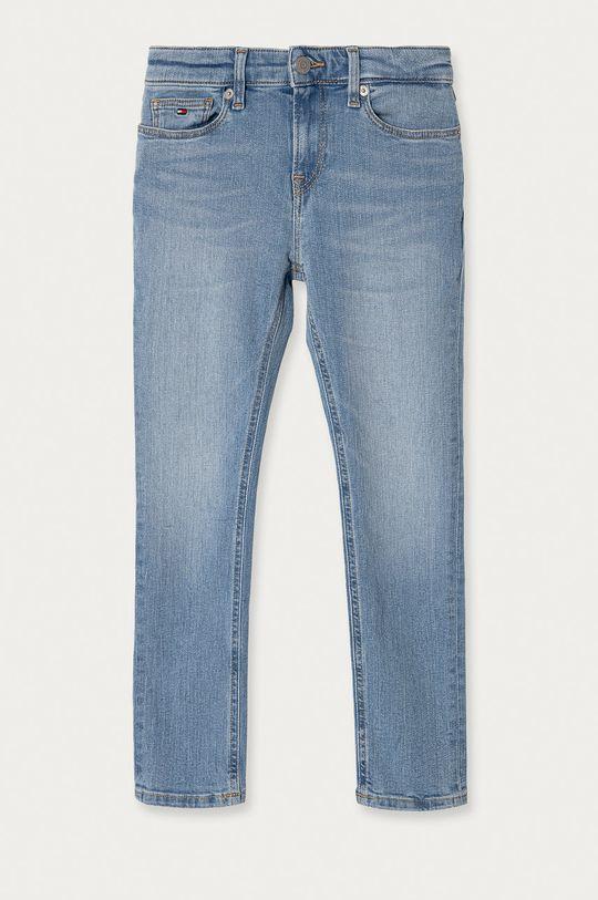 jasny niebieski Tommy Hilfiger - Jeansy dziecięce Scanton 128-176 cm Chłopięcy