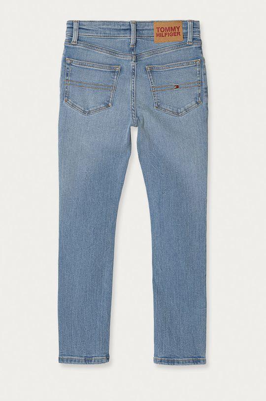 Tommy Hilfiger - Jeansy dziecięce Scanton 128-176 cm 98 % Bawełna, 2 % Elastan