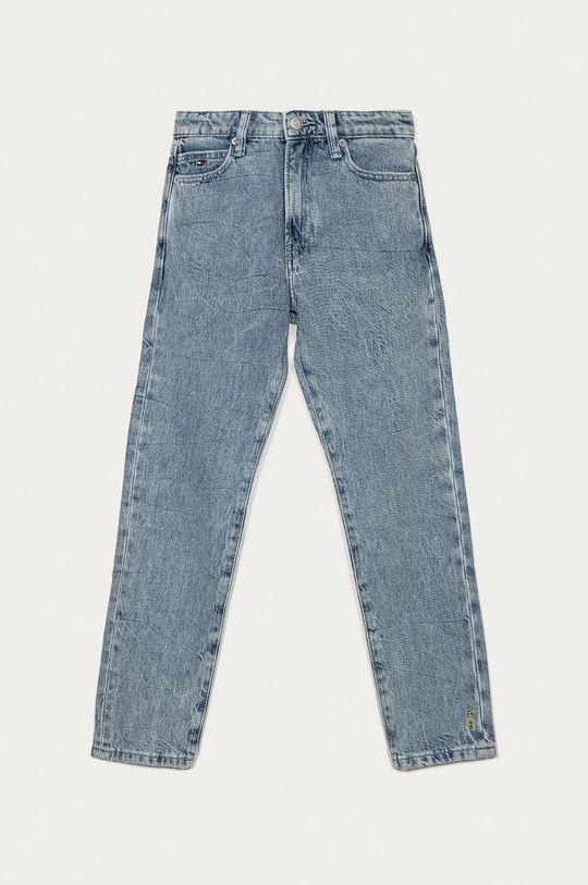 jasny niebieski Tommy Hilfiger - Jeansy dziecięce 128-176 cm Chłopięcy