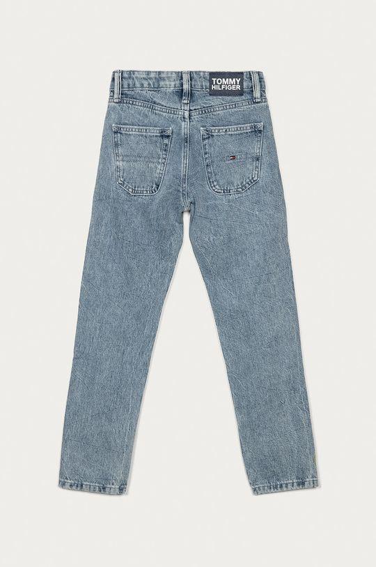 Tommy Hilfiger - Jeansy dziecięce 128-176 cm jasny niebieski