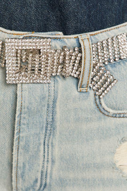 jasny niebieski Guess - Jeansy Girly