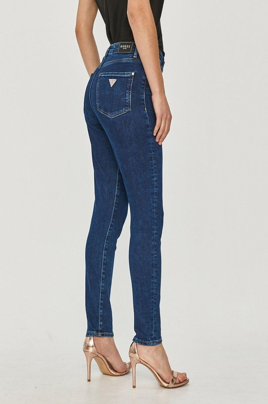 Guess - Jeansy Lush 83 % Bawełna, 3 % Elastomultiester, 12 % Modal, 2 % Spandex