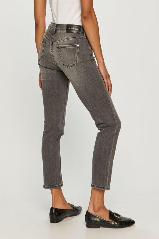 Calvin Klein - Jeansy 90 % Bawełna, 2 % Elastan, 8 % Elastomultiester