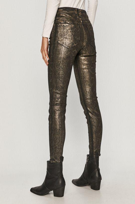 AllSaints - Kalhoty  92% Bavlna, 2% Elastan, 6% Polyester
