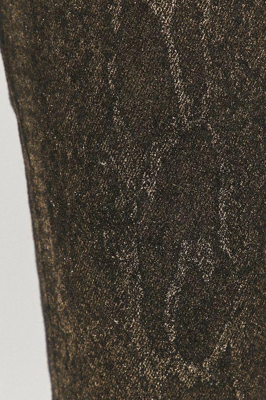 černá AllSaints - Kalhoty
