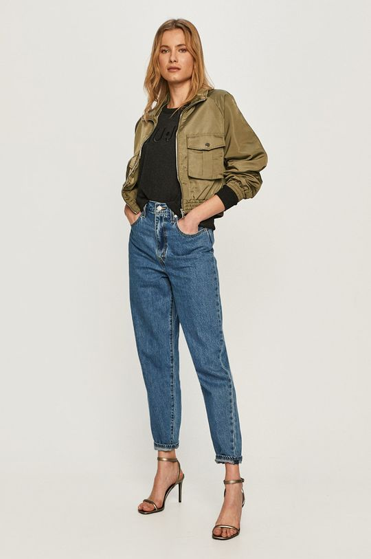 Levi's - Jeansi High Losse albastru