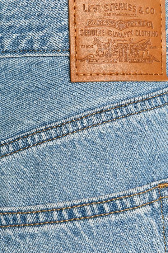 blady niebieski Levi's - Jeansy High Loose Taper