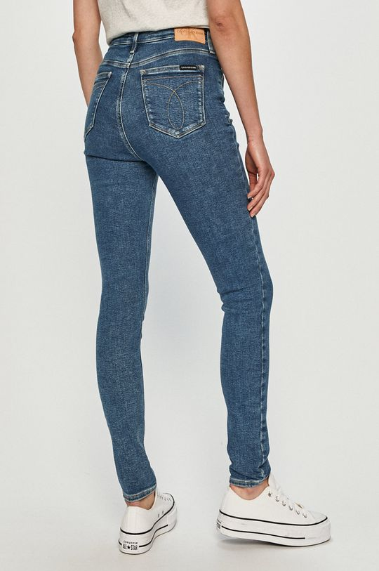 Calvin Klein Jeans - Jeansy 010 94 % Bawełna, 2 % Elastan, 4 % Elastomultiester
