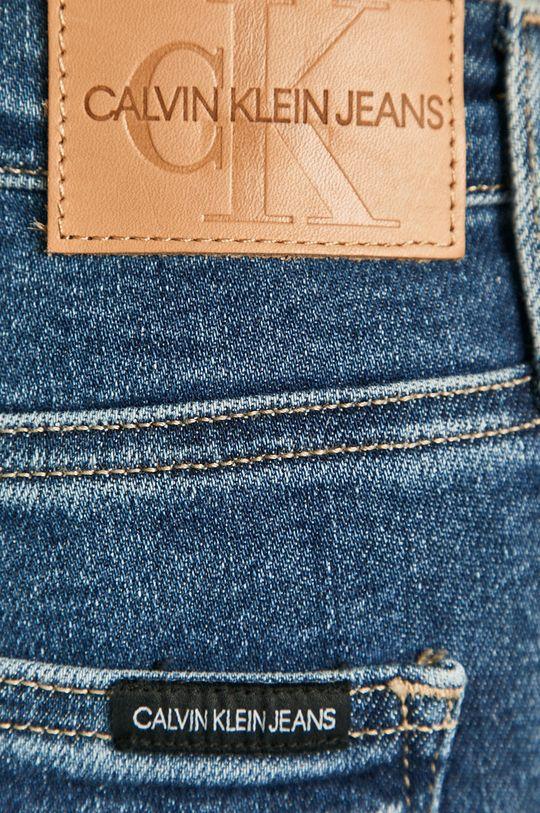 niebieski Calvin Klein Jeans - Jeansy 010