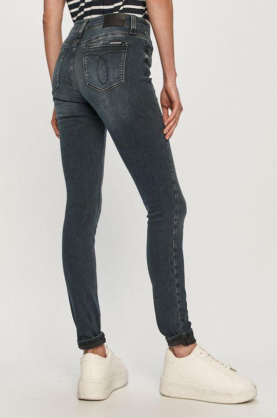 Calvin Klein Jeans - Jeansi  90% Bumbac, 2% Elastan, 8% Elastomultiester