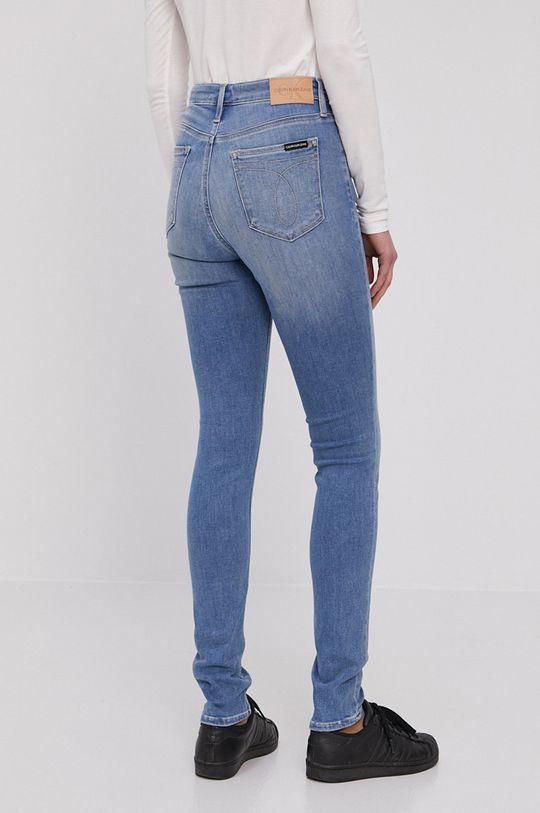 Calvin Klein Jeans - Džíny  80% Bavlna, 3% Elastan, 17% Polyester