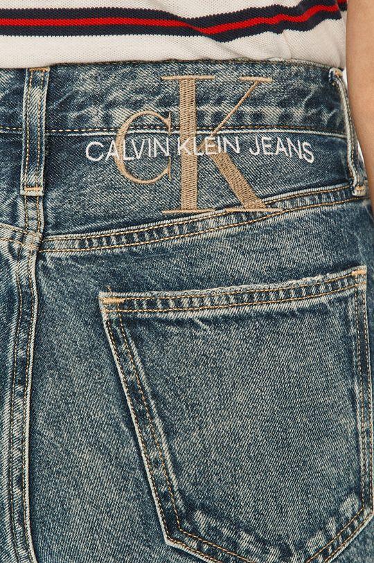 niebieski Calvin Klein Jeans - Jeansy Mom Jean