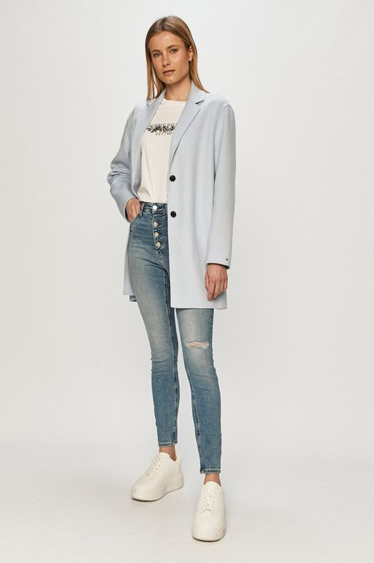 Calvin Klein Jeans - Jeansi albastru