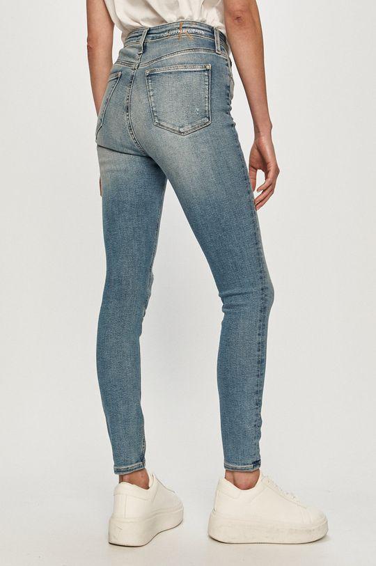 Calvin Klein Jeans - Jeansi  94% Bumbac, 2% Elastan, 4% Elastomultiester