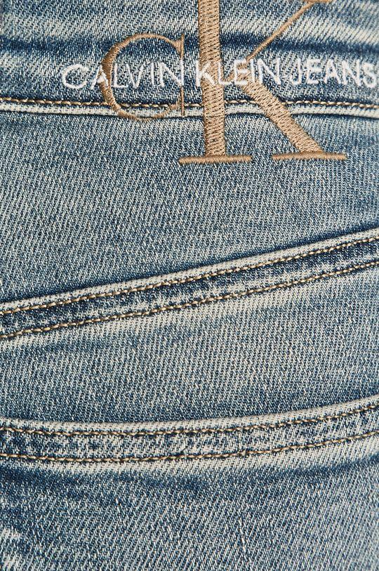 albastru Calvin Klein Jeans - Jeansi