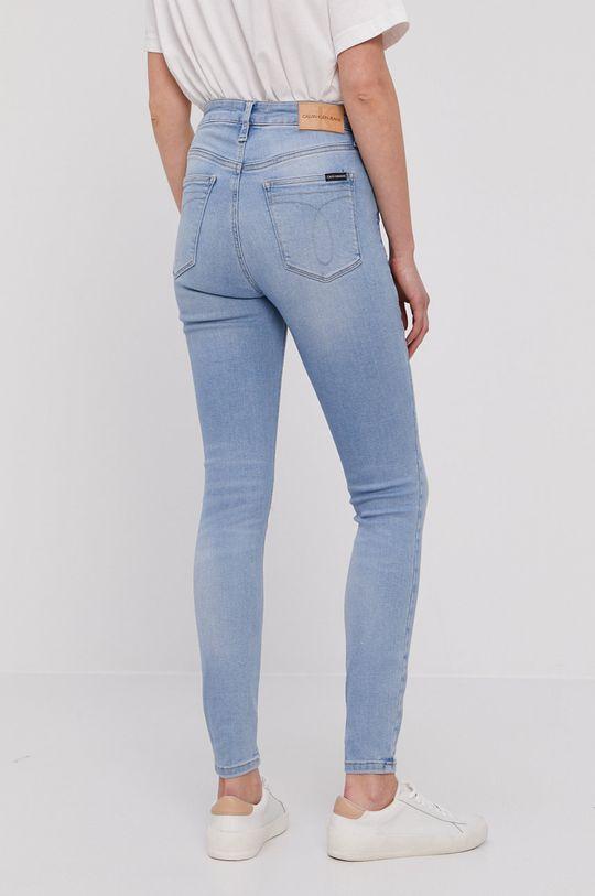 Calvin Klein Jeans - Jeansy 91 % Bawełna, 4 % Elastan, 5 % Poliester