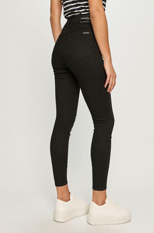 Calvin Klein Jeans - Rifle  89% Bavlna, 5% Elastan, 6% Polyester