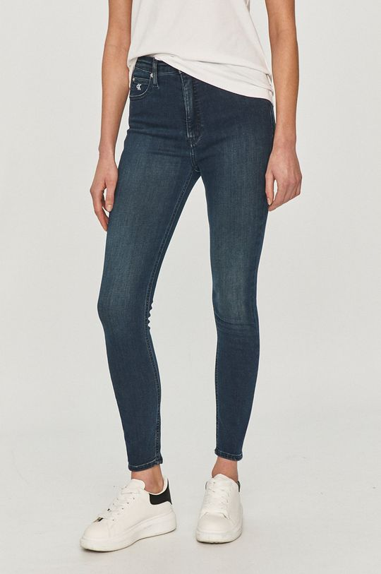 bleumarin Calvin Klein Jeans - Jeansi De femei