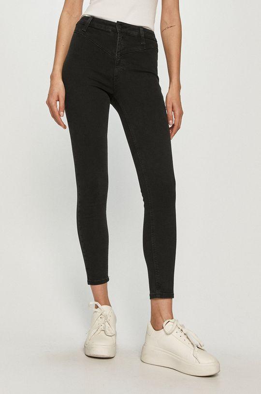 černá Calvin Klein Jeans - Džíny Dámský