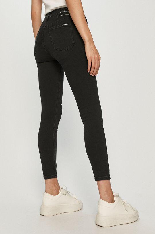 Calvin Klein Jeans - Džíny  92% Bavlna, 2% Elastan, 6% Jiný materiál