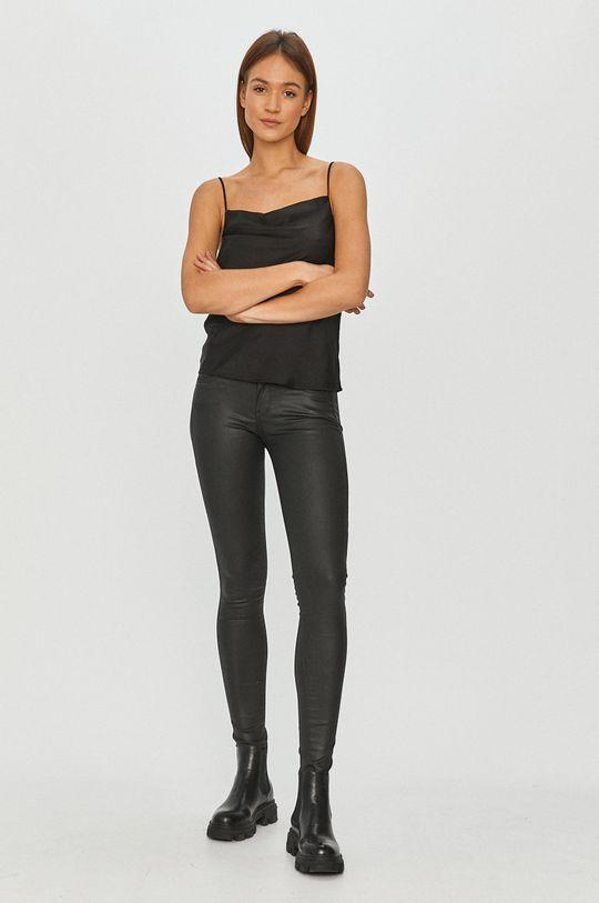 Pepe Jeans - Nohavice Pixie čierna