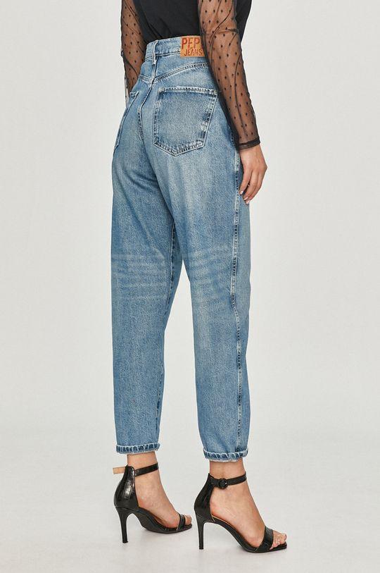 Pepe Jeans - Jeansi Rachel  Captuseala: 38% Bumbac, 62% Poliester  Materialul de baza: 100% Bumbac