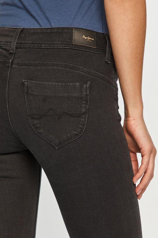 czarny Pepe Jeans - Jeansy New Brooke