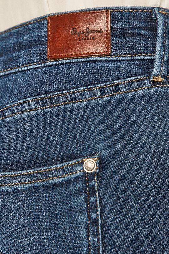 niebieski Pepe Jeans - Jeansy Pixe