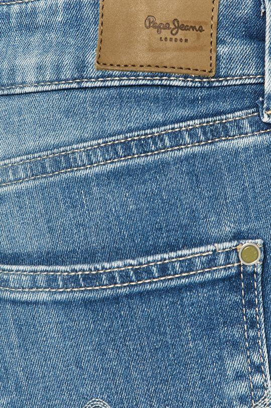 niebieski Pepe Jeans - Jeansy Pixie