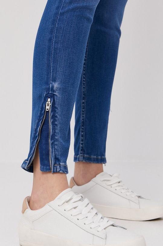 niebieski Pepe Jeans - Jeansy Lola