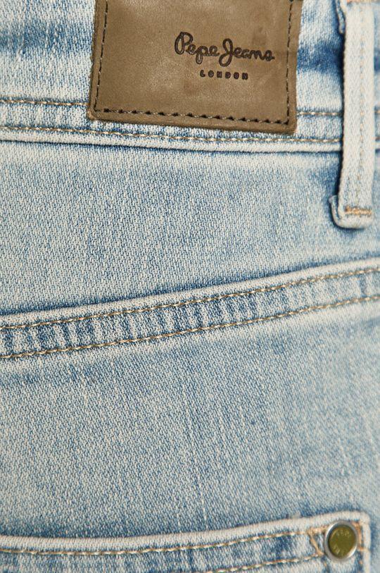 modrá Pepe Jeans - Džíny Violet