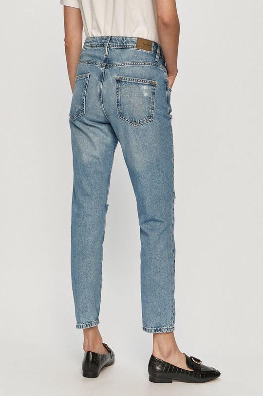 Pepe Jeans - Jeansi Violet  60% Bumbac, 40% Poliester