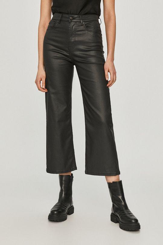 czarny Pepe Jeans - Spodnie Lexa Gloss Damski