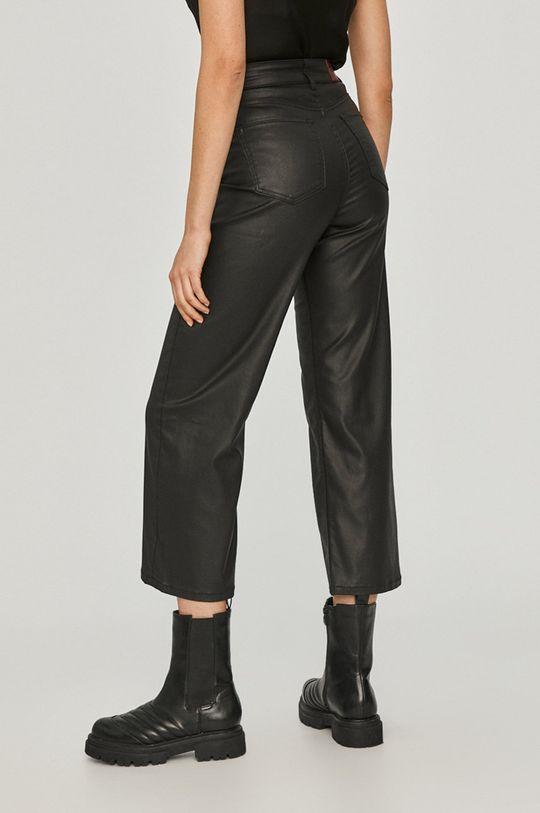 Pepe Jeans - Spodnie Lexa Gloss 2 % Elastan, 59 % Modal, 39 % Poliester