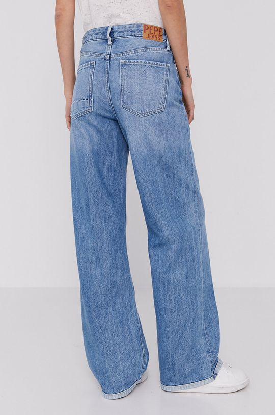 Pepe Jeans - Jeansy Jive Repair 90 % Bawełna, 10 % Polichlorek winylu