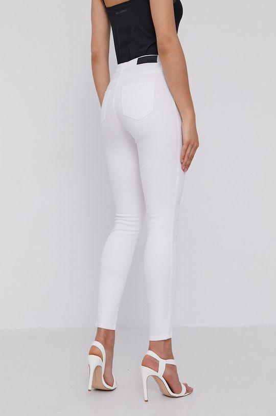 Karl Lagerfeld - Džíny  Podšívka: 35% Bavlna, 65% Polyester Hlavní materiál: 92% Bavlna, 2% Elastan, 6% elastomultiester