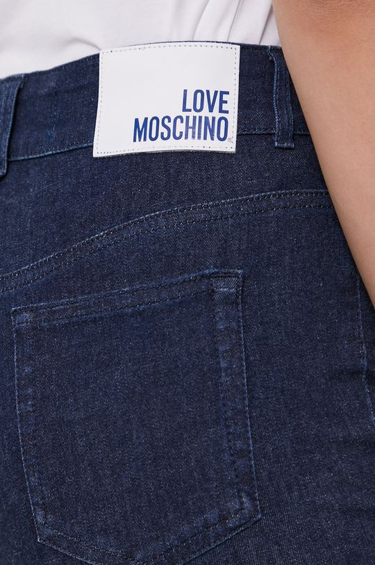 modrá Love Moschino - Džíny