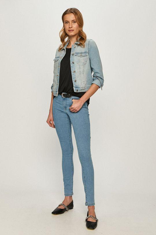Vero Moda - Jeansy Judy niebieski
