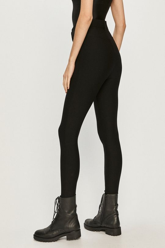Vero Moda - Spodnie 5 % Elastan, 35 % Nylon, 60 % Wiskoza
